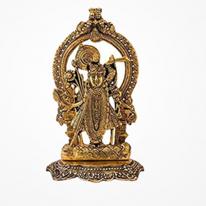 Lord Shrinathji  Ji Idol (24 * 13) for Home Decor and Temple